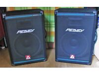 peavey eurosys 2 speakers