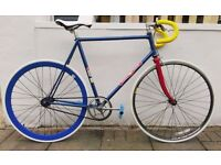 Very rare Soviet Olympic track or road bike Record XB3 single speed/fixed gear