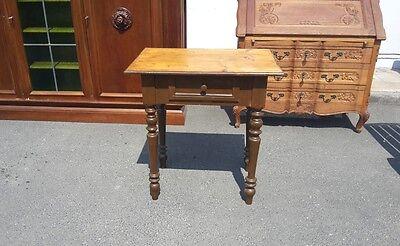 ★★ Tisch Beistelltisch Couchtisch Blumentisch Sekretär antik 1880 Shabby Chic ★★
