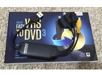 Roxio VHS to DVD adapter