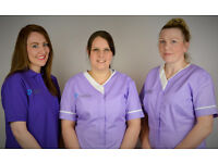 Recruiting healthcare workers/support workers
