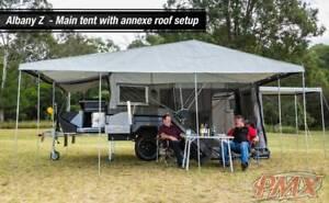 On Sale - Hard Floor Camper -  Albany Z Rear Fold. PMX Geraldton Geraldton Geraldton City Preview