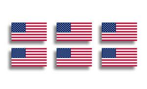American Flag Helmet Decal EBay - Motorcycle helmet decals militarysubdued american flag sticker military tactical usa helmet decal