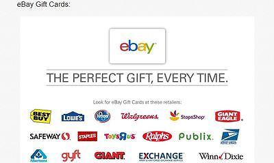 how to buy and use ebay gift cards. Black Bedroom Furniture Sets. Home Design Ideas