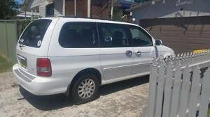 2003 Kia Carnival Wagon for repairs or parts Wingham Greater Taree Area Preview