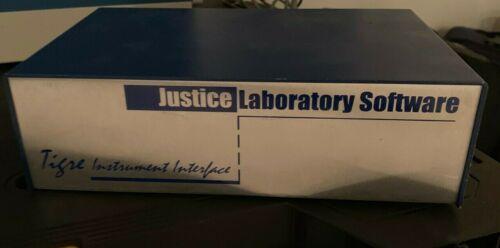 Justice Laboratory Software Tigre III Laboratory Interface System