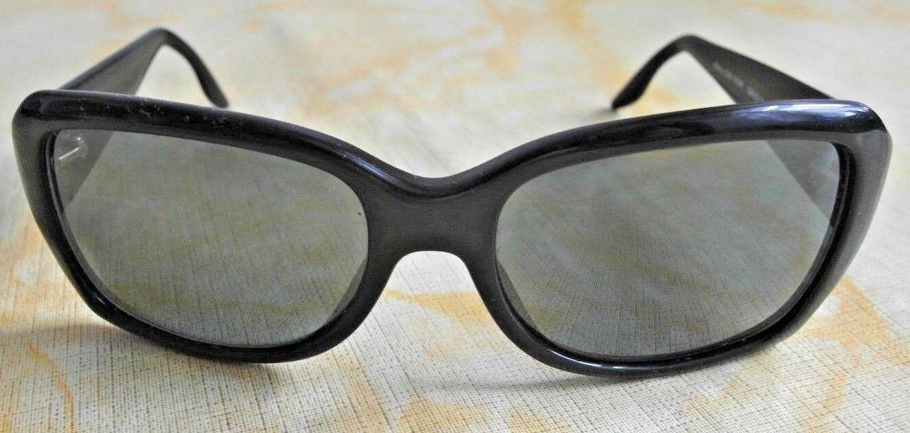 Damen schwarze Sonnenbrille Obra 239 sun Fielmann modisch TOP