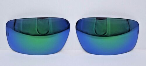 Brand New Authentic Oakley Straightlink Replacement Lens Jade Iridium