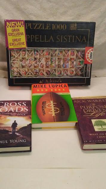 Brown's Books & More