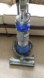 Dyson DC25 Animal Ball Bagless Upright Vacuum Cleaner With Tools