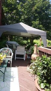 10 x10 Waterproof Canopy