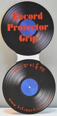 Record Butler/Vinyl Record Protector Grip