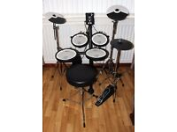 ROLAND TD-1KV drums With Upgrades