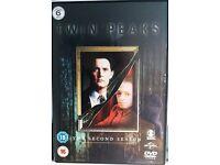 Twin Peaks Season 2. DVD Set