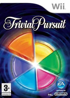Trivial Pursuit Wii Nintendo jeux jeu game games spelletjes spellen 1447