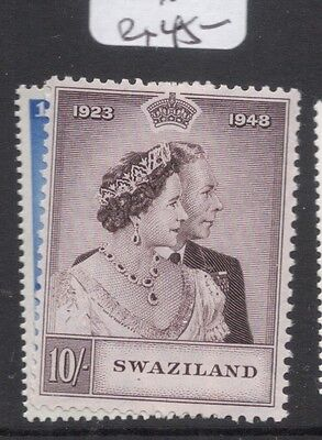 Swaziland SG 46-7 Royal Wedding MNH (1dfe)