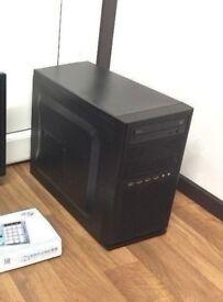 Custom Built Gaming Computer PC Tower (intel i5 4440, 8GB RAM, 1TB, AMD Radeon 7850 2GB)