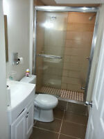 2-BEDROOM WALKOUT BASMNT APARTMNT(3-STEP DOWN) @ SQUARE-ONE