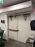 COMMERCIAL & INDUSTRIAL  AIR CURTAINS