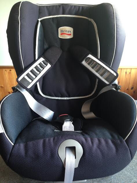car seat britax romer duo plus with isofix and top tether in padstow cornwall gumtree. Black Bedroom Furniture Sets. Home Design Ideas