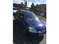 Honda Civic for sale, 2003, 5dr, blue, never had any problems with it