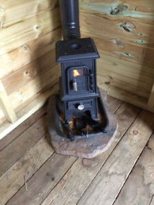 small wood stove - wanted