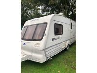 2003 Bailey Senator Vermont 2/ berth with new full size quality Bradcot awning