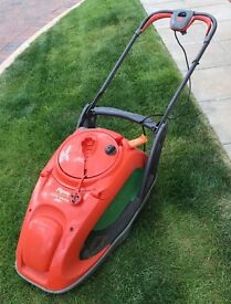 Electric Lawn Mower: Flymo Glide Master 340