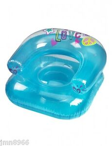 Justice girls love peace blue room decor inflatable chair for Room decor justice
