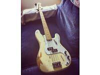 1997 Fender USA precision bass