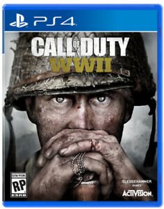 Call of Duty: WWII // PS4 // 35$