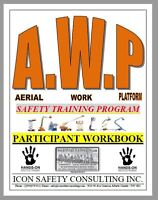 Aerial Work Platform Training - ICON SAFETY CONSULTING INC.
