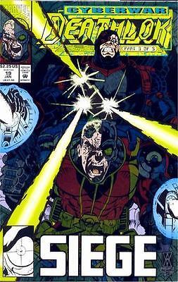 Deathlok Vol. 2 (1991-1994) #19