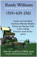 Grand Bend Lawn Services