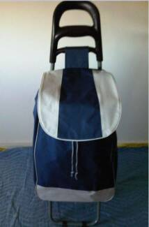Shopping Trolley Luggage Bag With Wheels