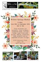 Willow Springs Weekly Market
