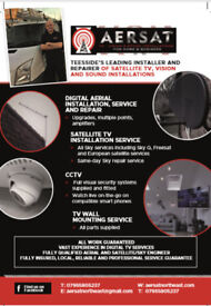 Television and security services