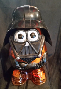 DARTH VADER MR. POTATO HEAD STORAGE AND PARTS