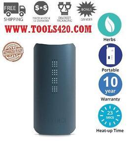 Davinci IQ Portable Dry Herb Vaporizer 10% OFF + Free Shipping + Free 4pc Metal Grinder