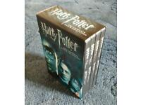 Harry potter 8 film 8 disc collection