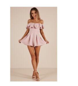 Pink Romper/Dress