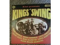 12 in vinyl 'Kings of Swing'