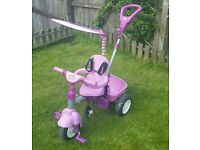 Purple Little Tikes 4 in 1 Trike