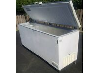 """""""FREE DELIVERY"""" COMMERCIAL VALERA 675 LITRE CAPACITY CHEST FREEZER CLEAN USED CONDITION £269.95"""