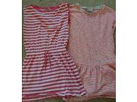 2 girls next dresses 7 years