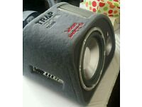 1200w Subwoofer excellent sound and condition