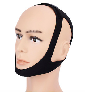Anti Snore Adjustable Head Chin Strap Belt Support