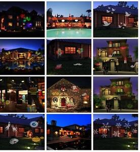 Projection Light for outdoor/ Indoor use-Halloween / Christmas / Many occasions