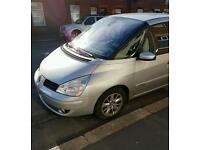 Renault espace 2.0 dci with dvd player