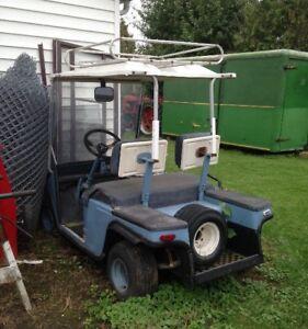 36v Melex golf cart